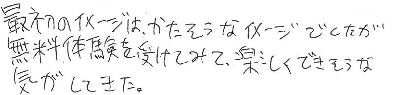 Y君(三好市)からの口コミ