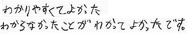 F君(小浜市)からの口コミ