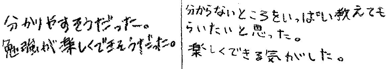 Hちゃん・Sちゃん(総社市)からの口コミ