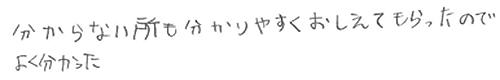 Sちゃん(みよし市)からの口コミ