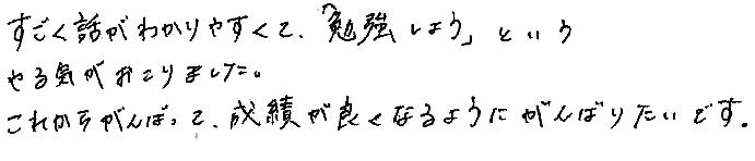 ひろと君(中1)(雲南市)からの口コミ