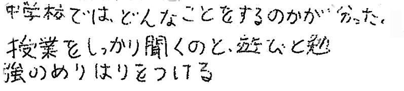 みのりちゃん(小6)(三豊市)からの口コミ