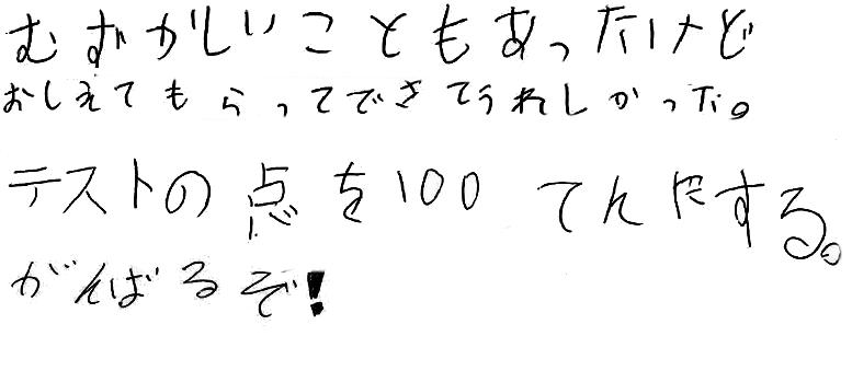 Mちゃん(西春日井郡豊山町)からの口コミ
