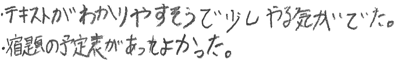 シュンキ君(半田市)からの口コミ