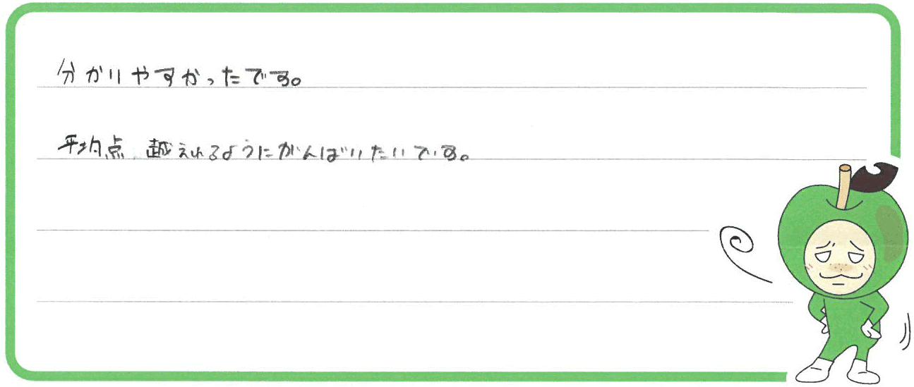 ケイちゃん(合志市)からの口コミ