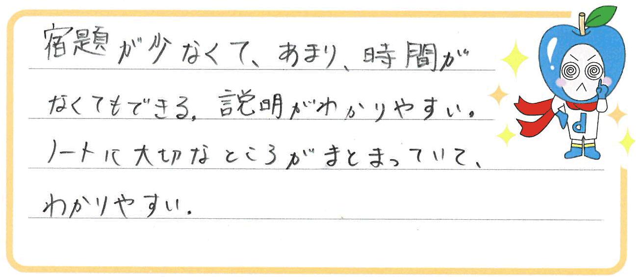 Y君(大垣市)からの口コミ