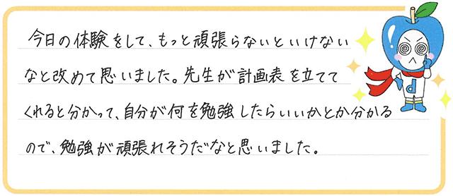 Tちゃん(伊勢市)からの口コミ