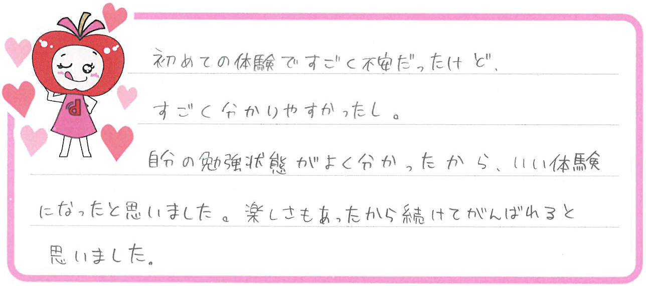 るいちゃん(日進市)からの口コミ