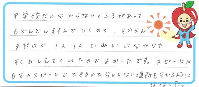 Nちゃん・Mちゃん(静岡市)からの口コミ