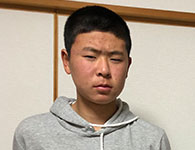K君(木津川市)