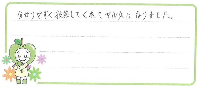 ノリ君(鹿児島市)からの口コミ