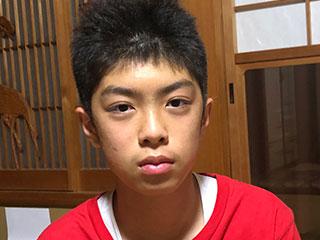 K君(福岡市東区)