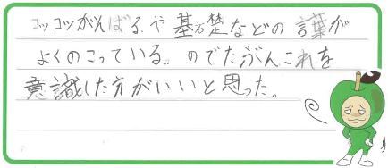 R君(岐阜市)からの口コミ
