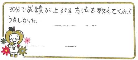 Aちゃん(和歌山市)からの口コミ